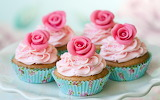 #Rosed Cupcakes