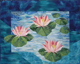 Waterlilies, by Eileen Sullivan