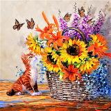 #Magical Monarchs by Mikki Senkarik