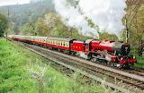 The Royal Scotsman-luxury train