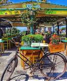 Greece- Naxos island Restaurant