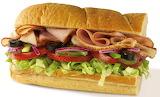 ^ Sub sandwich