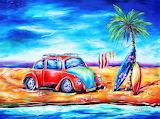 #Beach Bug by Deb Broughton