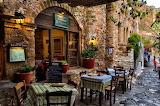 Taverna, Monemvasia, Greece