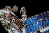 """Space ESA """"The ultimate workplace"""" """"©ESA : NASA - A.Gerst"""" ISS C"""