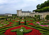 ^ Chateau de Villandry, France