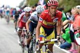 Contador - Vuelta 2014 - Stage 15