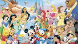 Disney Characters again