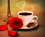 Cafe en Francia