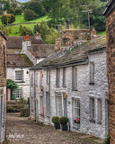 ^ Village of Dent in the Yorkshire Dales, UK