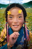 Girl from the Plateau - Tibet credit zijie-gong 3