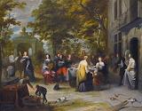An Outdoor Banquet