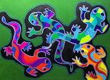 Salamanders Stephanie Christine Wilson