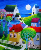 Bird boxes - Iwona Lifsches