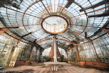 Victorian conservatory France