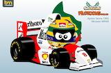 Ayrton Senna 1993