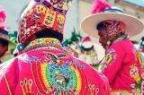 Bolivian garments