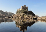 Castelo de Almourol. Portugal