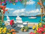 Beaches Summer Colors Seasons