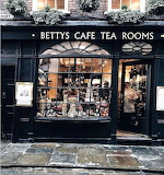 Tea Room - York England UK Britain