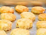 ^ Parmesan cheese cookies