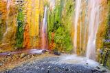 Cascada de Colores,Spain