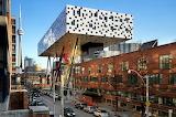 "Architecture ARCHatlas -Sharp Cantre for Design"" ""Ontario Colleg"