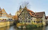 Town of Essllingen Germany