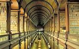 Trinity College Old Library Dublin Ireland