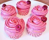 #Raspberry Cheesecake Cupcakes
