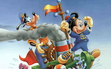 Goofy-and-mickey-mouse-