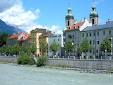 Innsbruck lungofiume