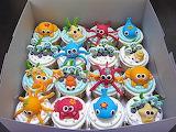 Birthday cupcakes @ Induren