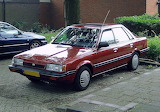 Subaru Leone sedan (1985)
