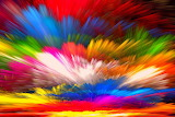 Paint, colors, colorful, abstract, rainbow, background, splash