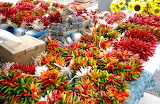 Gotta Have Chili Peppers at the Market