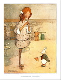 Alice in Wonderland, Mabel Lucie Attwell 2