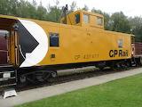 CP Railroad CabooseIMG_0489