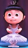 #Cute Little Ballerina