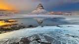 Iceland, cold, frost, winter, nature, scenery, photo, wallpaper