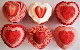 #Strawberry Shortcake Cupcakes