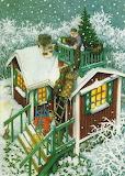 Natale sul tetto