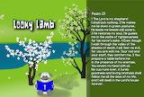 Looky Lamb Psalm 23