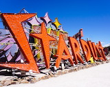 Stardust-sign in Las Vegas, Nevada