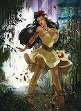 Lady Pocahontas