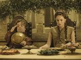 Sansa Stark y y Tyrion Lannister