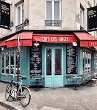 Shop Cafe Paris France