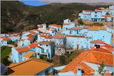 ^ Juzcar, Spain - Smurf blue