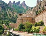 Barcelona-monasterio-montserrat