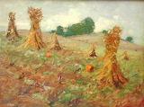 Pumpkin Patch, East Tennessee, by Louis E. Jones, 1926
